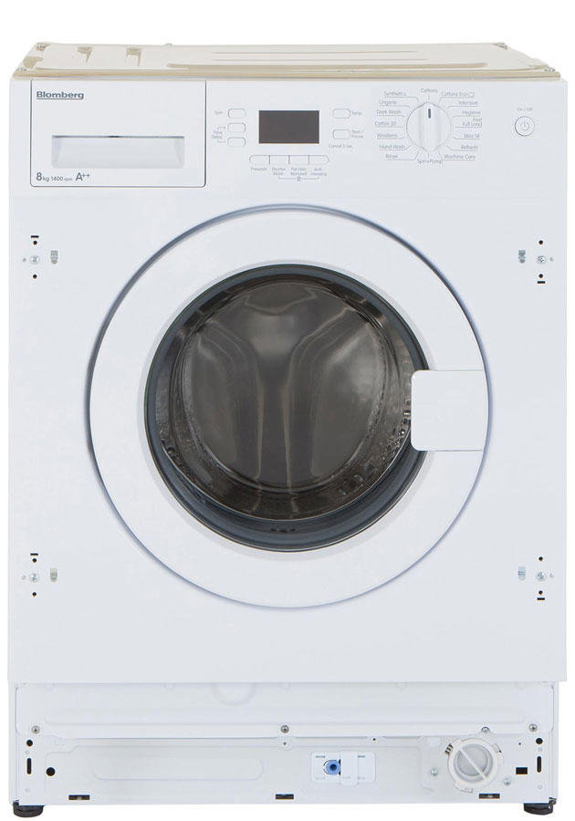 Blomberg LWI842 8kg 1400 spin Integrated Washing Machine