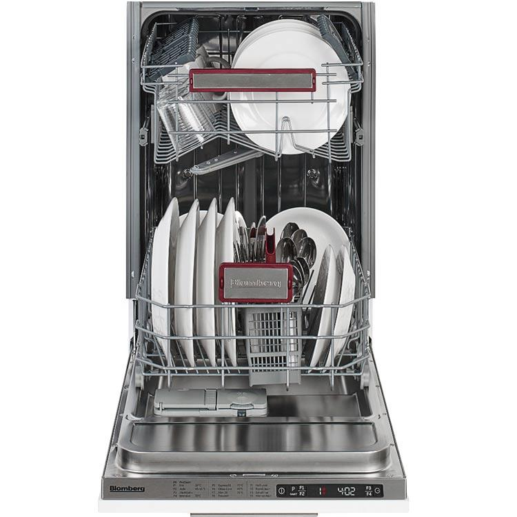 Blomberg LDVS2284 Built-in Slimline 10 Place Setting Dishwasher