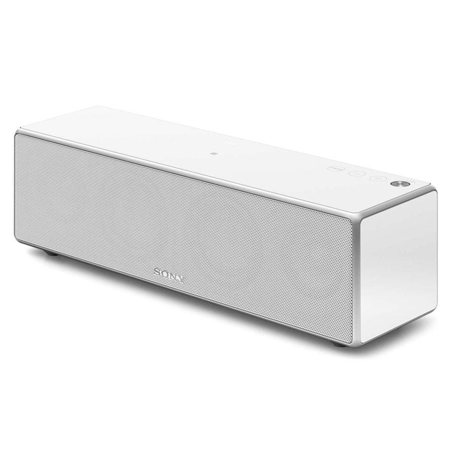 Sony SRS-ZR7 White Wireless Speaker with Bluetooth/Wi-Fi