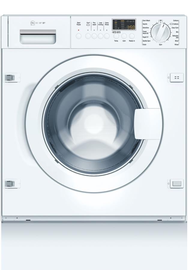 Neff W5440X1GB 7Kg 1400 Spin Integrated Washing Machine
