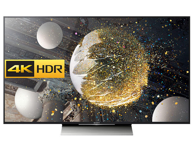 "Sony KD55XD8005BU 55"" 4K HDR Ultra HD LED TV"