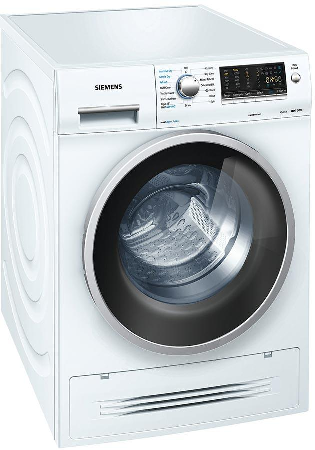 Siemens WD14H421GB 7Kg 1400 Spin Washer Dryer