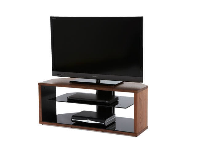 Off The Wall MONO 1000 WALNUT TV STAND