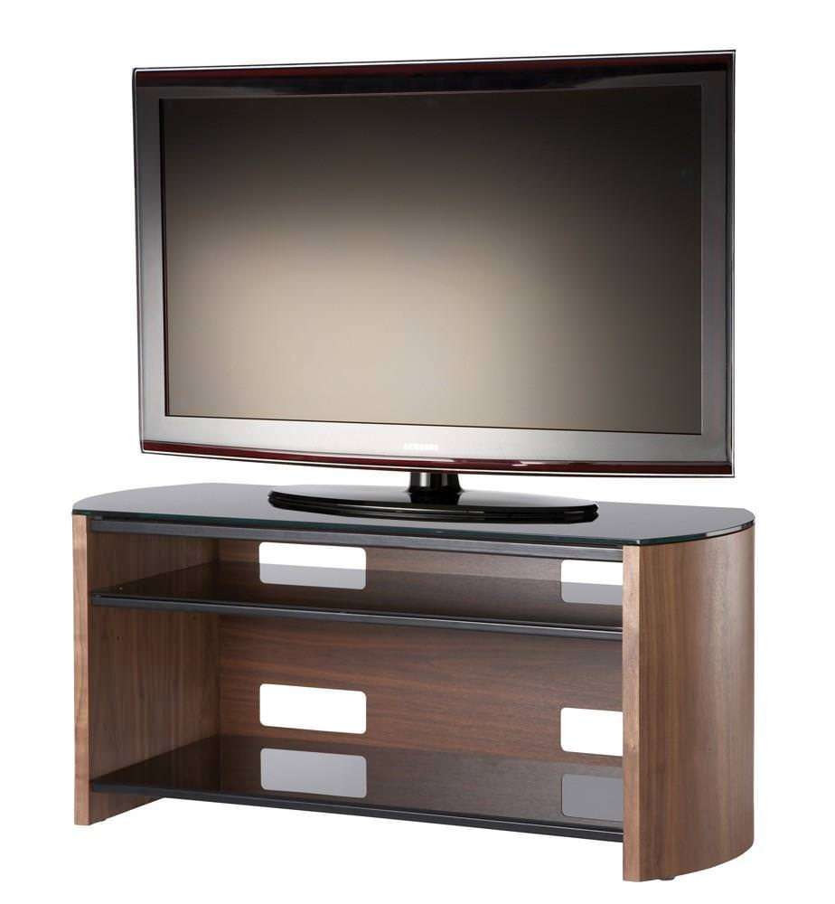 Alphason FW1100-W WALNUT FINEWOODS  TV STAND