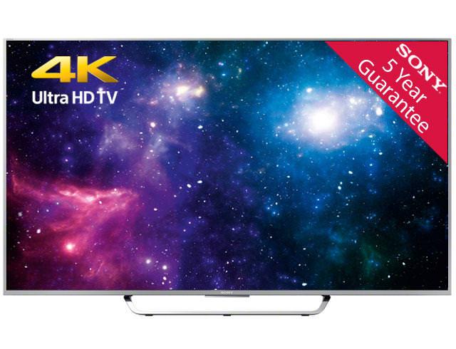 sony kd43x8307csu kd43x8307c sony 4k ultra hd led tv. Black Bedroom Furniture Sets. Home Design Ideas