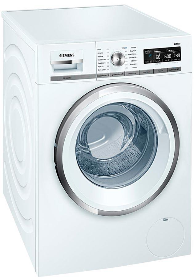 Siemens WM16W590GB 8Kg 1600 Spin Washing Machine
