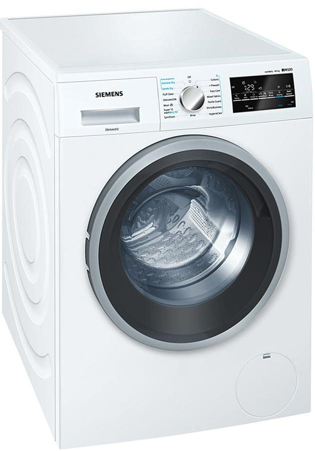 Siemens WD15G421GB 8Kg 1500 Spin Washer Dryer