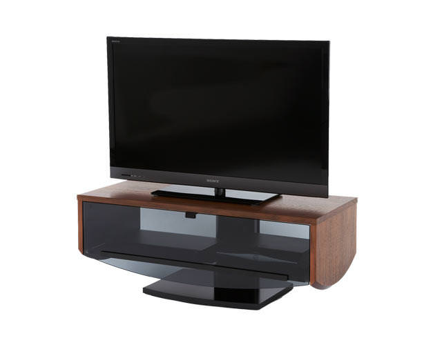 Off The Wall ECLIPSE 1000 WALNUT TV STAND