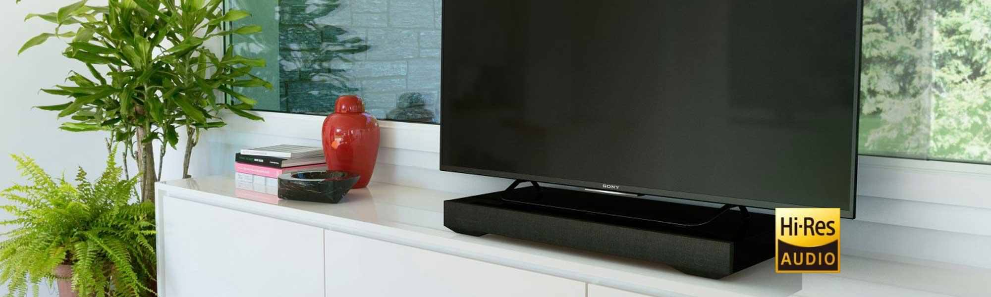 Sony HT-XT3 350W 2.1 Hi-Res Audio Soundbase