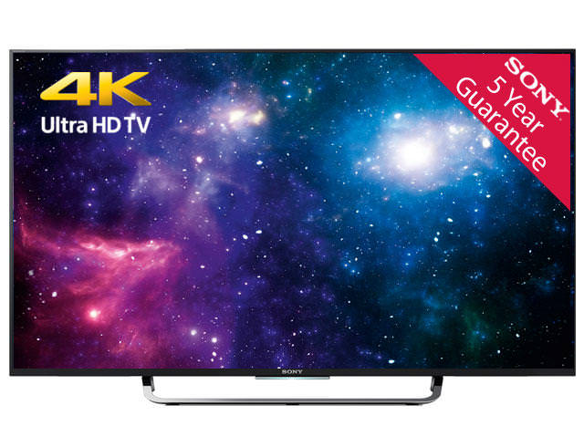 "Sony KD43X8305CBU 43"" 4K Ultra HD LED TV"