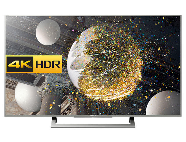 "Sony KD43XD8077SU 43"" 4K Ultra HD HDR LED TV"