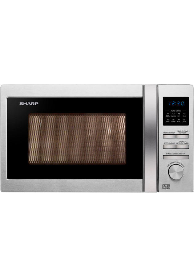 Sharp R222STM 20L 800W Compact Microwave Oven