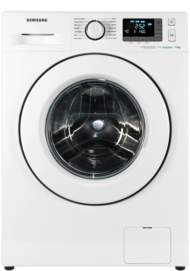 Samsung ​WF70F5E3W4W 7Kg 1400 Spin Washing Machine