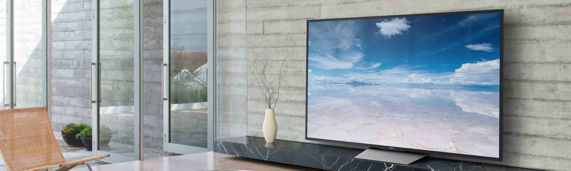 "Sony KD65XD8599BU 65"" 4K HDR Ultra HD LED TV"