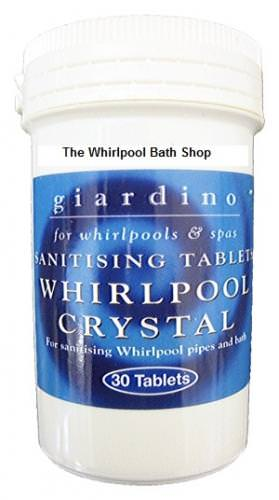 Whirlpool Bath Cleaner