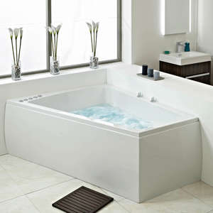 LH Rhea Whirlpool Bath Room Set