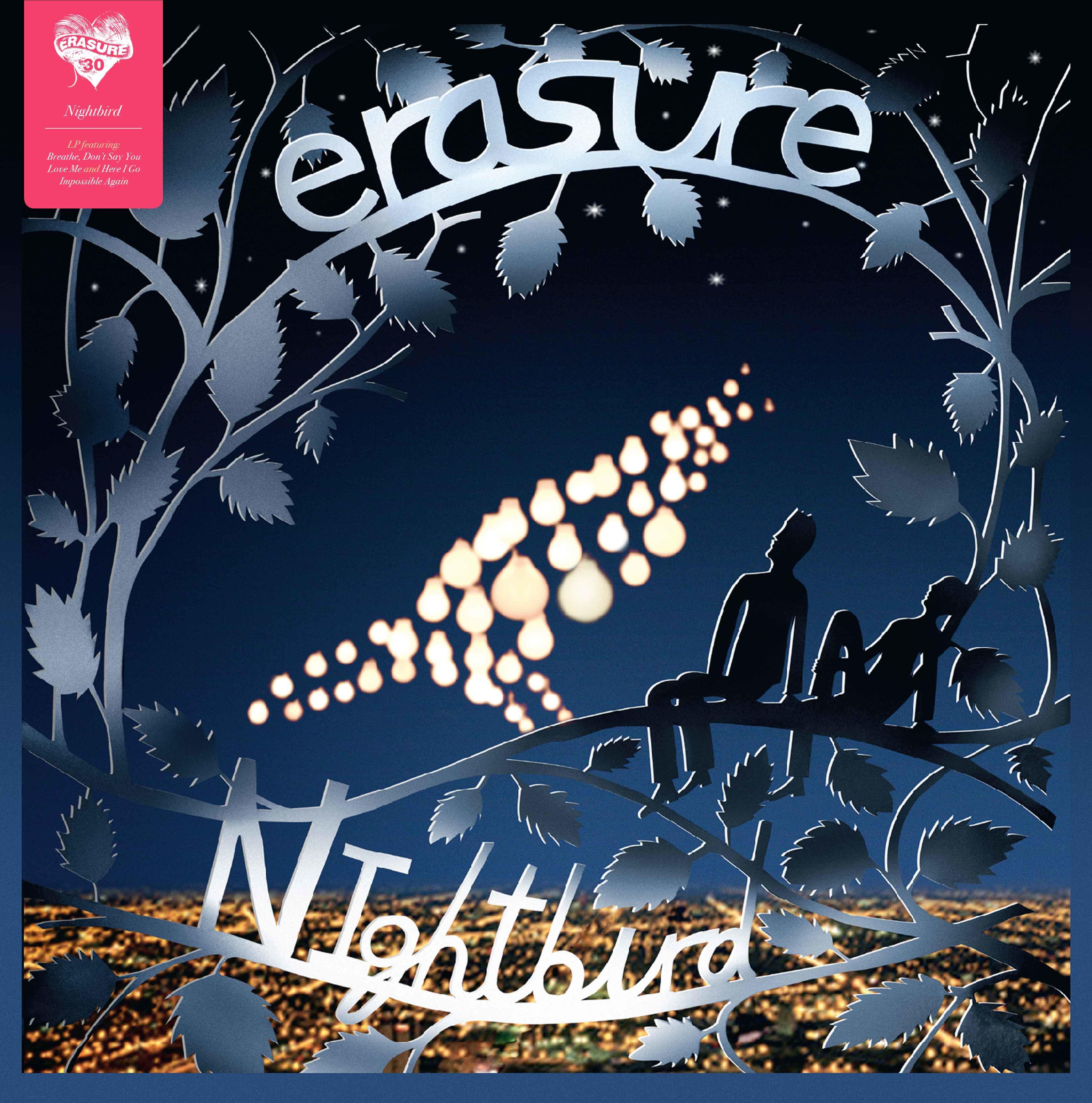 Erasure 30 Nightbird Heavyweight Vinyl Lp