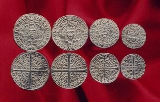 Richard/ Edward Coin Set