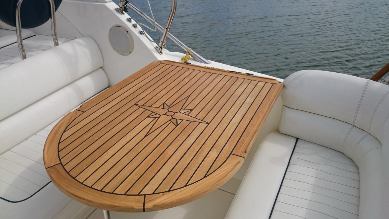Nautic star soft marine teak table for Table 6 usmc