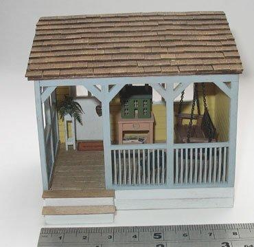 1 48th Scale Front Porch Kit