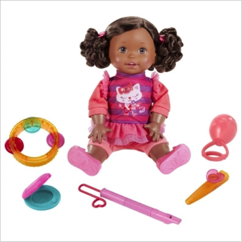 how to make black dolls at home
