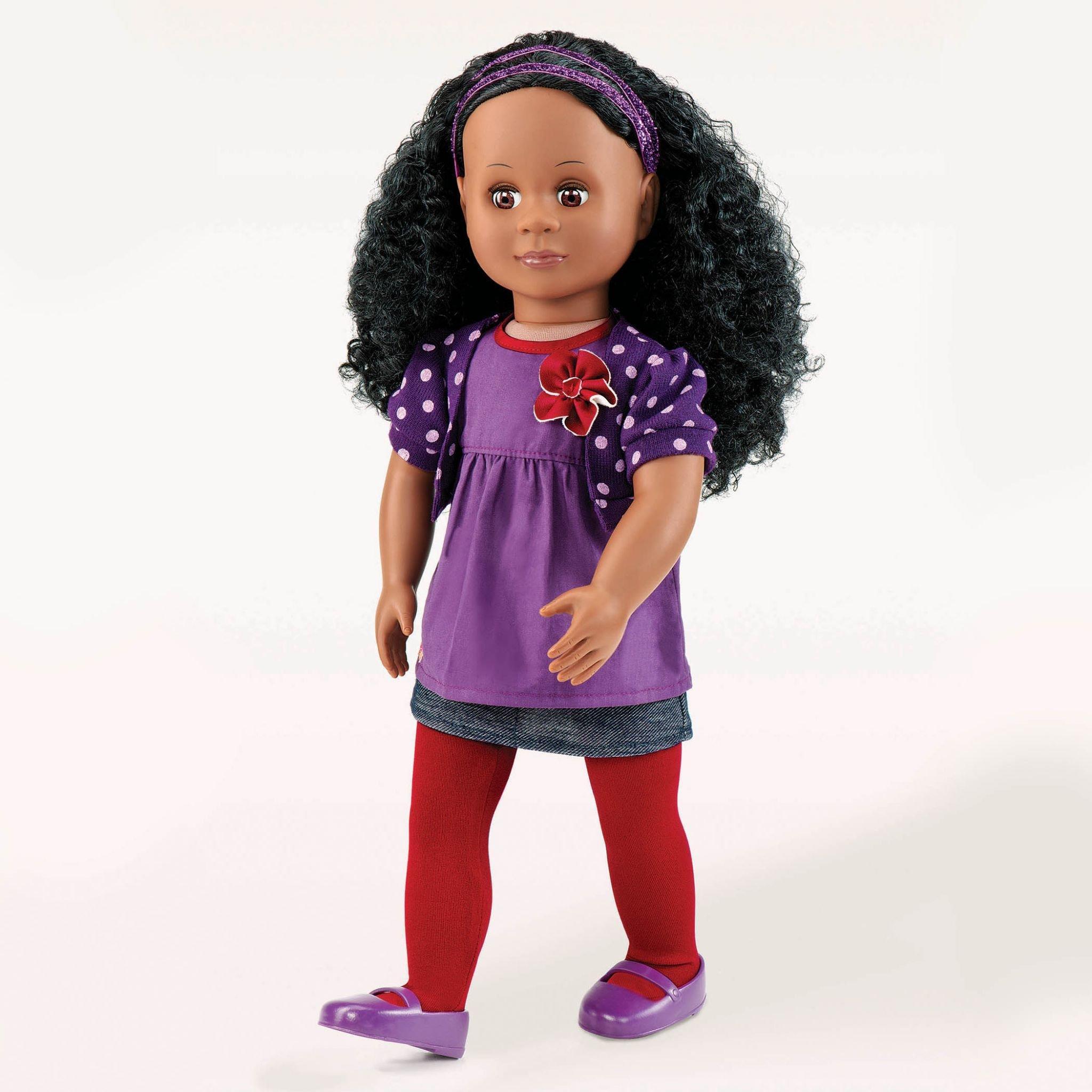 Our Generation Dolls Abrianna Black Doll
