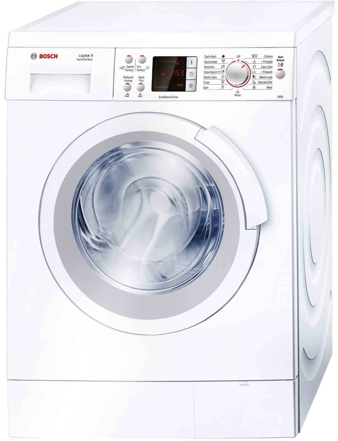 bosch washing machine bosch was32461gb was32461 bosch washing machine 11622