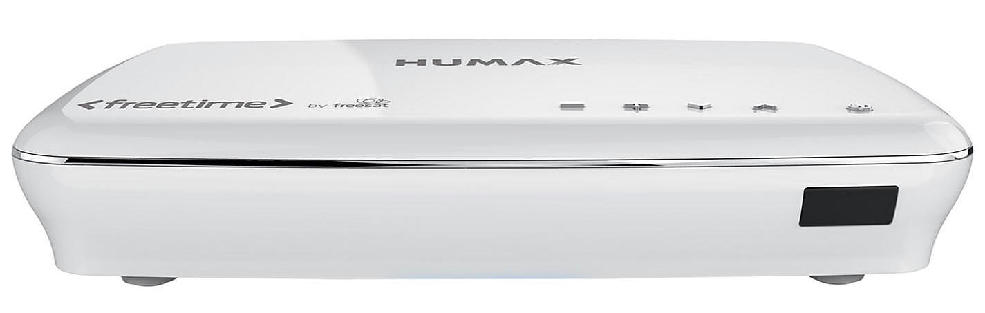 Humax HDR1100S 500Gb FreeSat HD Recorder White