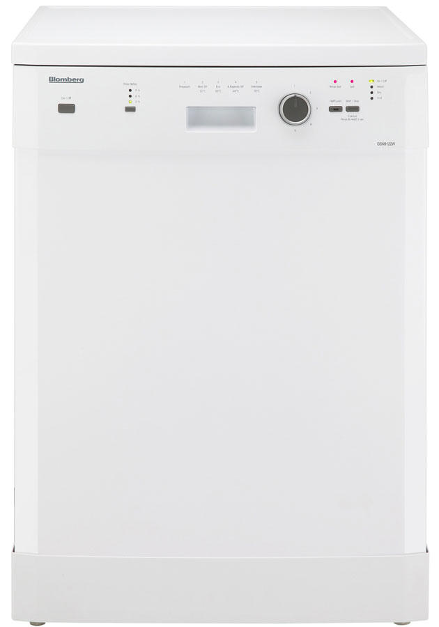 Blomberg GSC9124 12 Place Setting Dishwasher