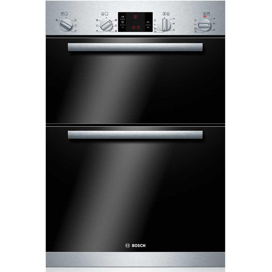 Bosch HBM43B150B Built-In Double Electric Oven