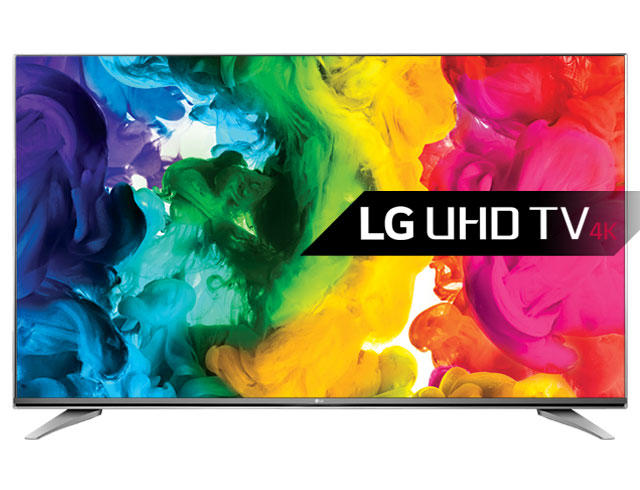 "LG 49UH750V 49"" 4K HDR Ultra HD LED TV"
