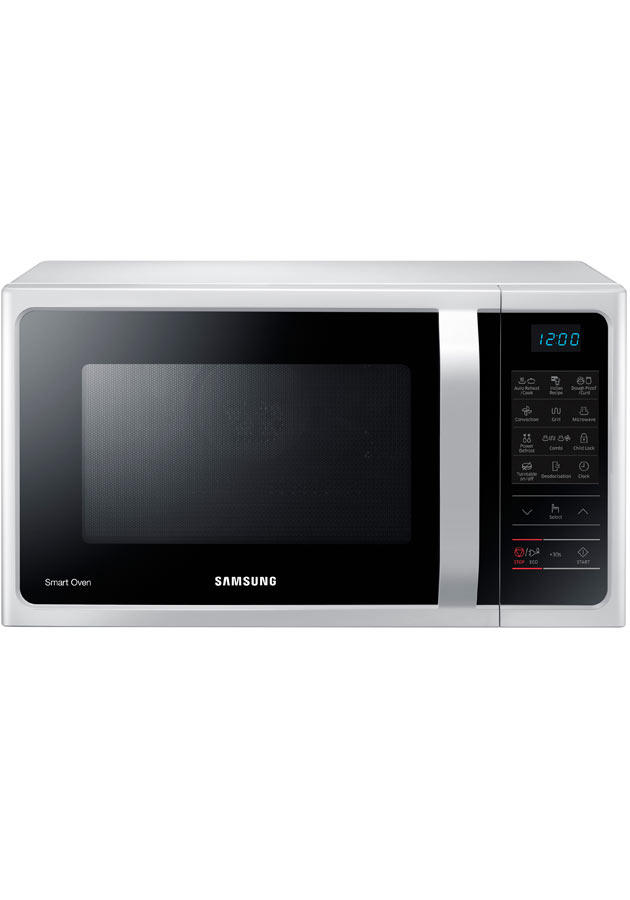 Samsung MC28H5013AW 28L 900W Solo Microwave Oven