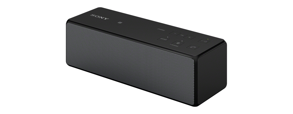 Sony SRS-X33 Black Portable Wireless Bass Speaker with Bluetooth