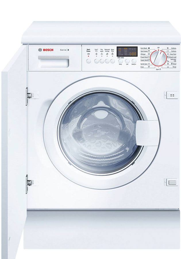 Bosch ​WIS28441GB 7Kg 1400 Spin Integrated Washing Machine