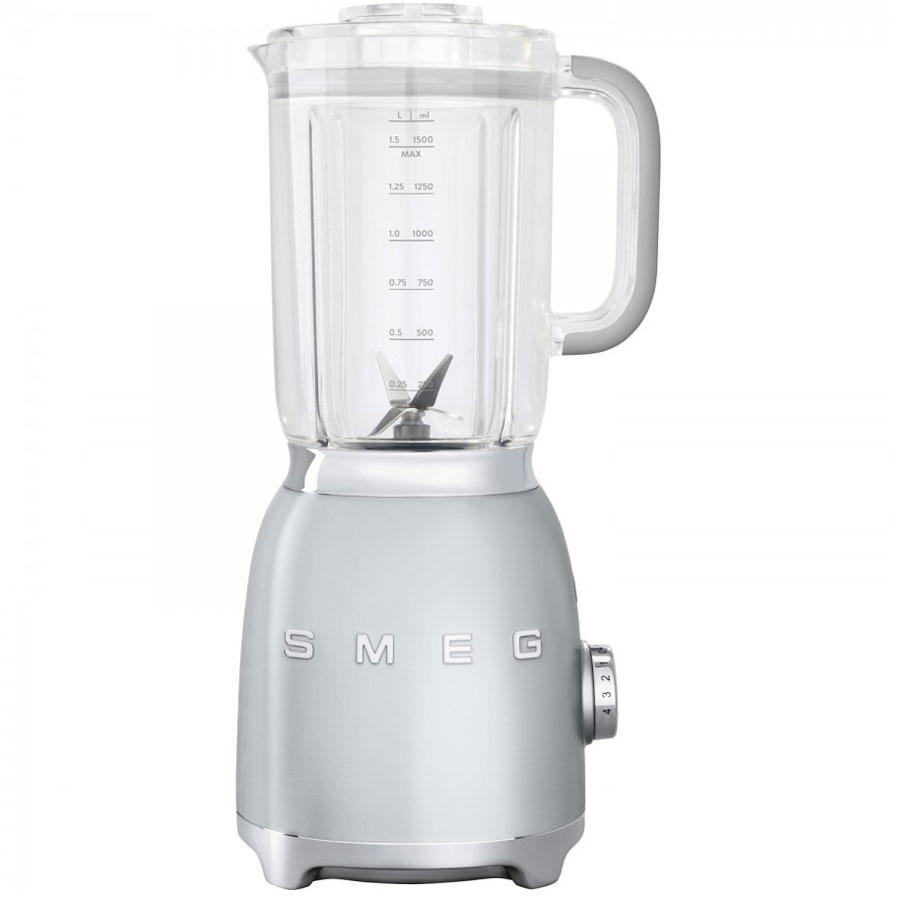 Image of BLF01SVUK SILVER Retro Blender