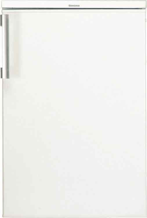 Blomberg ​FNE1531P 73 Litre Under Counter Frost Free Freezer