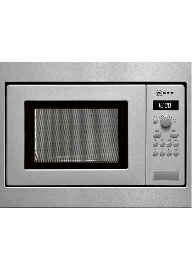 Neff H53W50N3GB 17L 800W Built in Microwave Oven