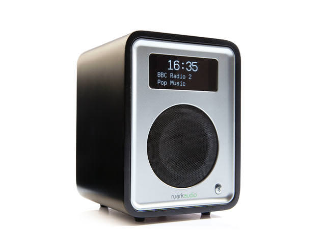 Image of R1 MK3 DAB Bluetooth Digital Radio Black