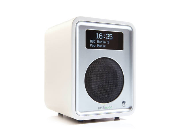 Image of R1 MK3 DAB Bluetooth Digital Radio White