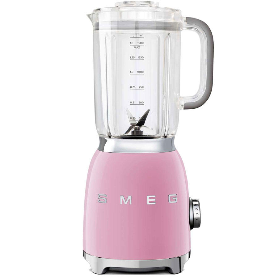 Image of BLF01PKUK PINK Retro Blender