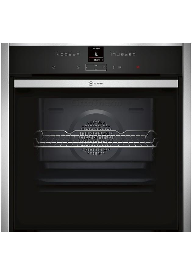 Cookers & Ovens B47CR32N0B Slide & Hide Built-In Single Oven