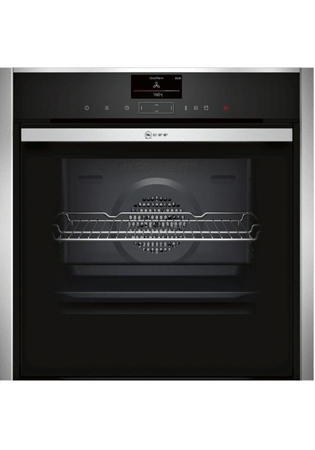 Cookers & Ovens B57VS24N0B Slide & Hide Built-In Single Oven