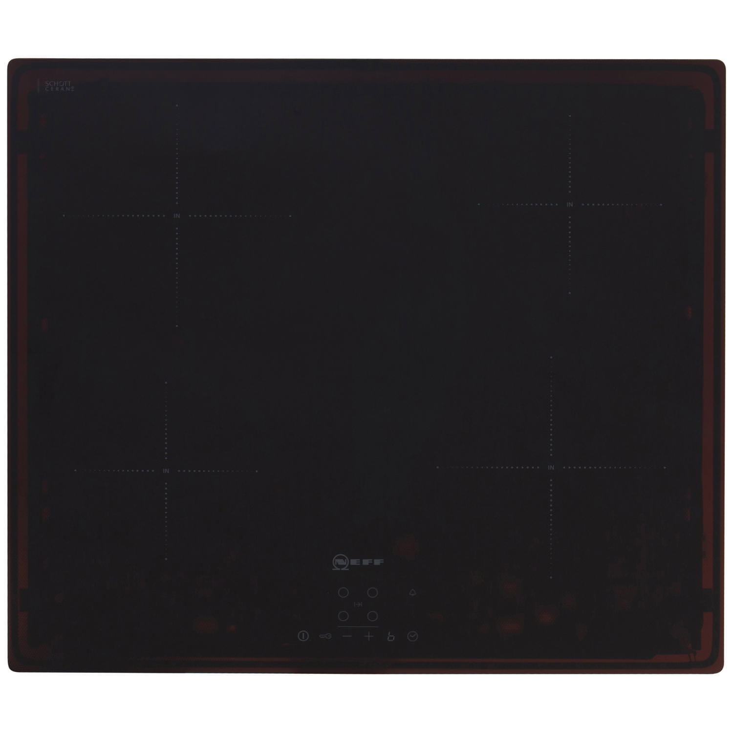 Neff ​T40B31X2GB 60cm 4 Zone Induction Electric Hob