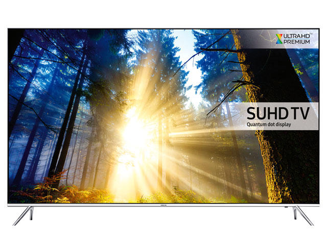 "Samsung UE55KS7000 55"" 4K HDR Ultra HD Quantum Dot TV"