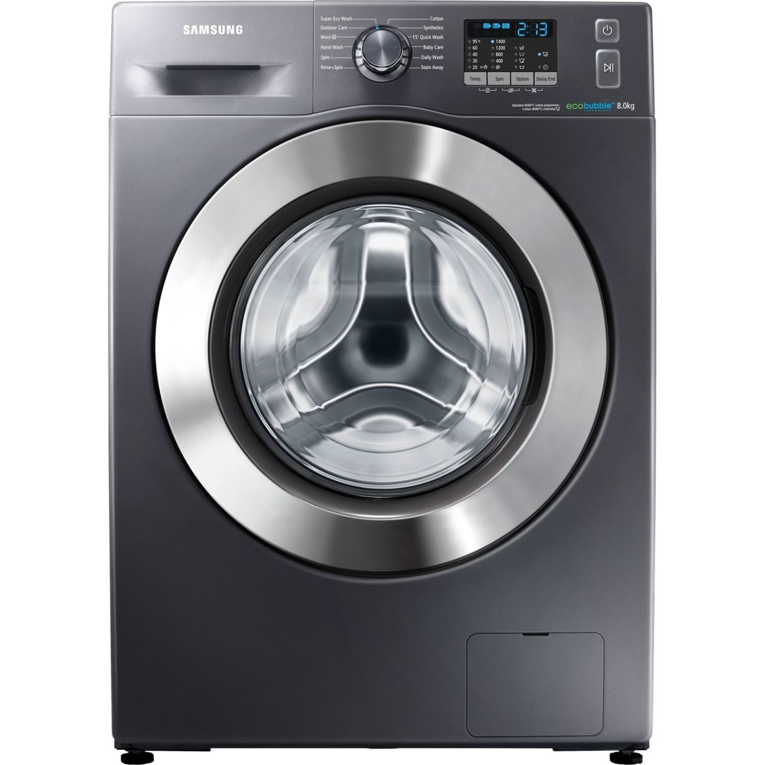 Samsung ​WF80F5EDW4X 8Kg 1400 Spin Washing Machine