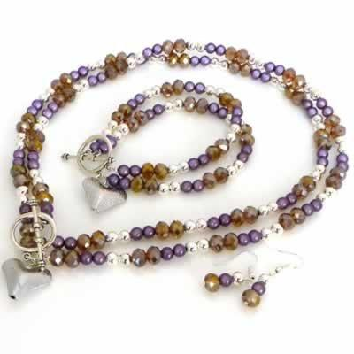 Lucy Collection - Amethyst