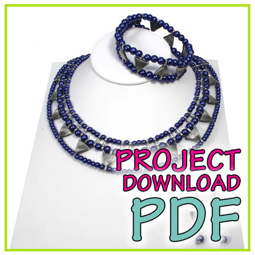 Josephine Necklace Download Instructions