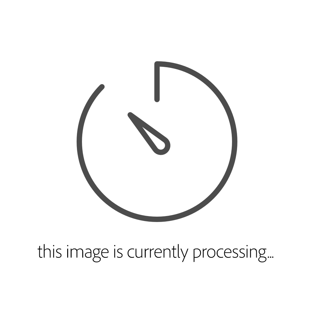 Glass Pearl Round Beads 6mm - Denim Blue