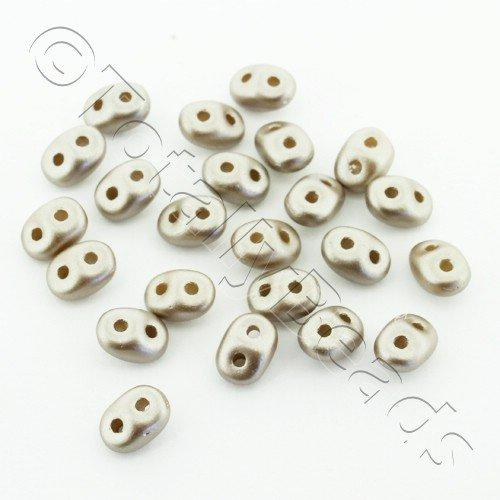 Superduo 2.5x5mm 10g - Pastel Beige