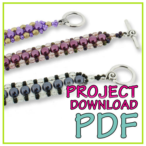Lydia Bracelet - Download Instructions